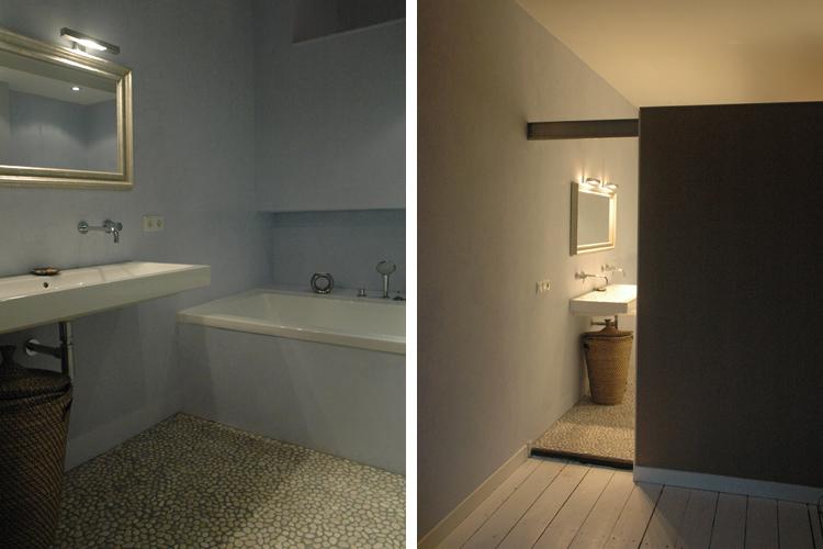 Bouwkundige herindeling woonhuis groningen denkruim - Kleur sfeer ...