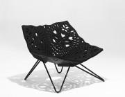 Prins Chair is ontworpen door Louise Campbell voor een wedstrijd 'het creëren van een stoel voor Zijne Koninklijke Hoogheid de Kroonprins van Denemarken'.