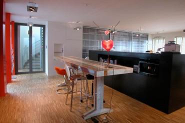 Interieurconcept kantoor projectontwikkelaar Re-Z Assen