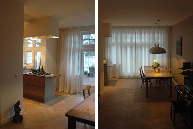 Indeling keuken woonkamer open keuken woonkamer waterfront villa jan sofat holiday rentals - Keuken woonkamer ...