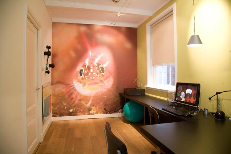 Fysiotherapiepraktijk De Haddinge Groningen: Een comfortabel, uitnodigend en praktisch interieur creëren, dat past bij het pand, het bedrijf en de eigenaar.