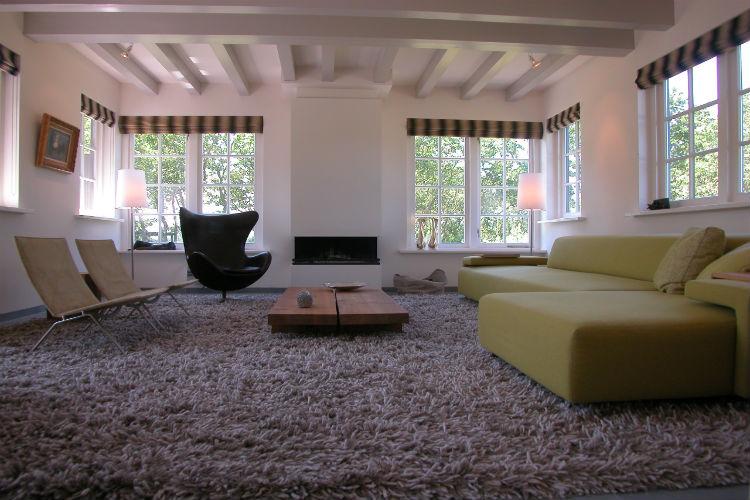 Vakantiehuis Terschelling. Aanbouw en verbouw van vakantiehuis op Terschelling. Een prettig en functioneel vakantiehuis voor een gezin met drie kinderen.